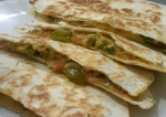 Quesadilla – A quick Indian inspired version