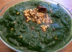 Simple Pureed Spinach