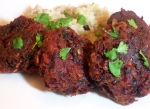 Beetroot and Potato patties